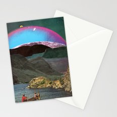 Canoes Stationery Cards