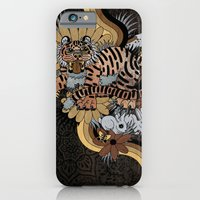 iPhone & iPod Case featuring Frolic! II by Creative Cat's Studio - Tricia W. Beal