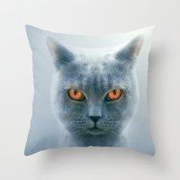 Diesel Illusion Throw Pillow