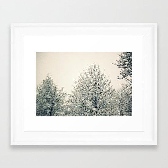 Sugar Coated Framed Art Print