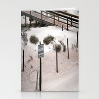 The Dunes Stationery Cards