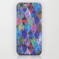 Toxic Mermaid iPhone 6 Slim Case