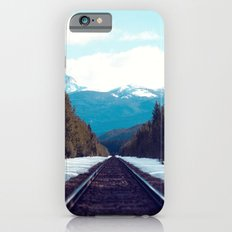 Train to Mountains Slim Case iPhone 6s