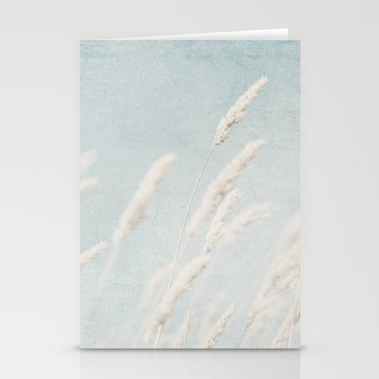 Touch the sky II Stationery Card