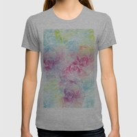 Summer Craziness 1 Womens Fitted Tee Athletic Grey SMALL