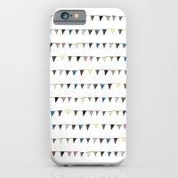 Flag Pattern iPhone 6 Slim Case