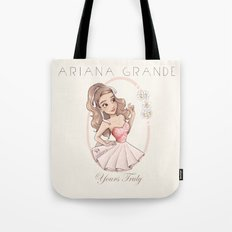 Yours Truly Tote Bag