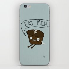 Eat Me Cupcake iPhone & iPod Skin