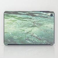 Dive in Deeper iPad Case