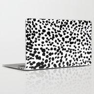 008A Laptop & iPad Skin
