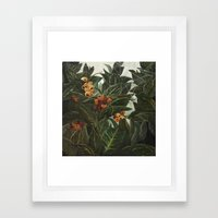 Forbidden Fruit Framed Art Print