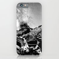 iPhone Cases featuring Astronaut  by Saundra Myles