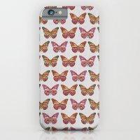 FAMIGLIA FARFALLA iPhone 6 Slim Case