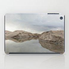the winter storm iPad Case