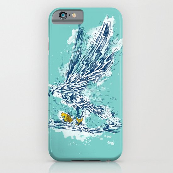 golden catch iPhone & iPod Case