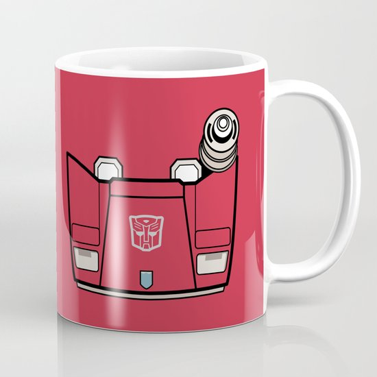 Transformers - Sideswipe Mug