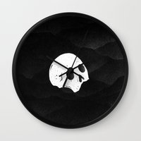 Man & Nature - The Futur… Wall Clock