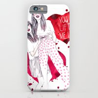High, Valentine :-) iPhone 6 Slim Case