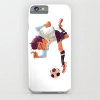 Lionel Messi, Argentina Jersey iPhone 6 Slim Case