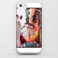 iPhone Cases featuring The Getaway by Rudy Faber