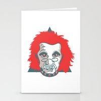 GOTHSTEIN Stationery Cards