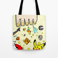 The Sand Between God's T… Tote Bag