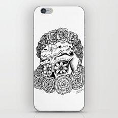 Katrina (white version) iPhone & iPod Skin