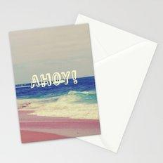 Ahoy! Stationery Cards