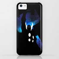 iPhone Cases featuring Thor by Sport_Designs