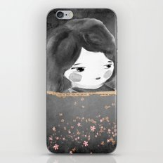 Bed star iPhone & iPod Skin