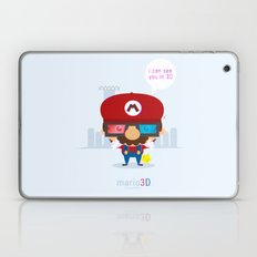 mario 3d Laptop & iPad Skin