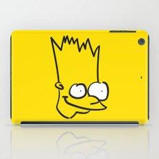 Badly Drawn Bart iPad Case