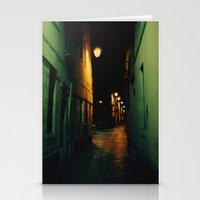 Darkway Stationery Cards