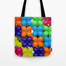 Balloon Wall Tote Bag
