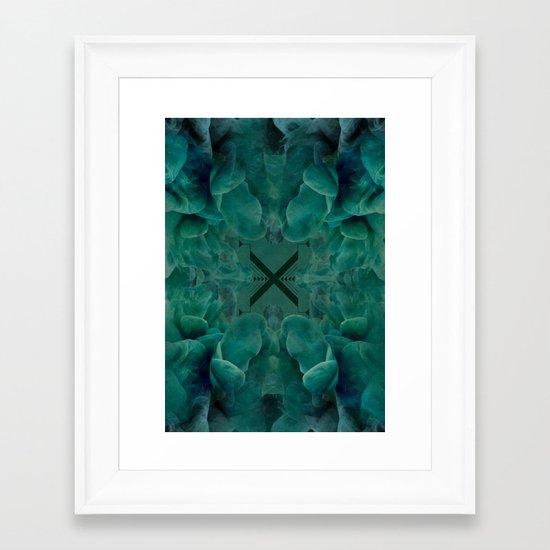 xflow Framed Art Print