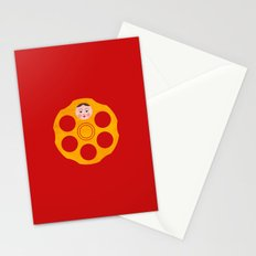 Russian Roulette Stationery Cards