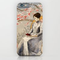 iPhone & iPod Case featuring The Cherry Orchard by Dana Martin