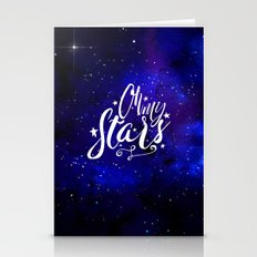 Oh My Stars  Stationery Cards