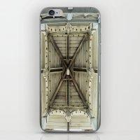 Boardwalk Roof iPhone & iPod Skin