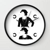 CC Deconstruct Wall Clock