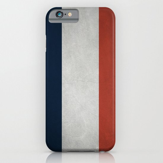 French Flag iPhone & iPod Case