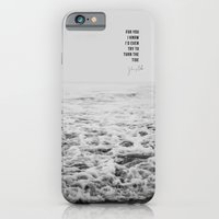 iPhone & iPod Case featuring Tide by Leah Flores