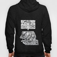 the man the monster Hoody