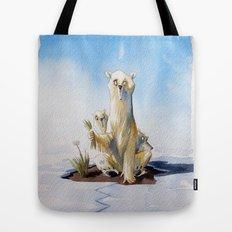 Whitepeace Tote Bag