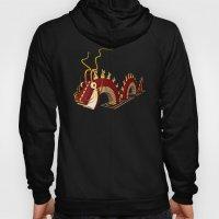 Dragon - Fire Hoody