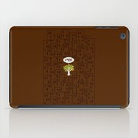 The F Situation iPad Case