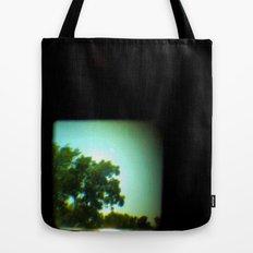 The Space Between Lenses Tote Bag