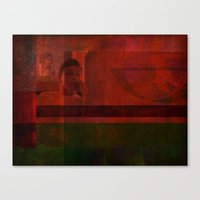 Archetypal Echoes Canvas Print