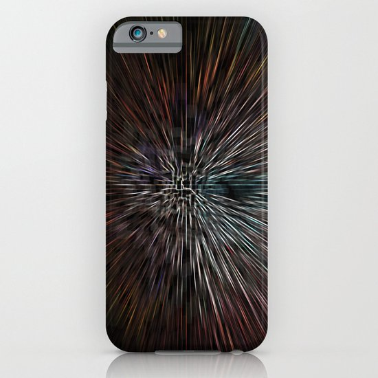 3D abstract Art iPhone & iPod Case