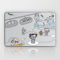 Future Laptop & iPad Skin